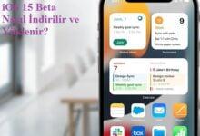 iOS 15 Beta Nasil Indirilir ve Yuklenir2