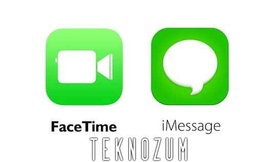 iMessage ve FaceTime Etkinleştirme Bekleniyor