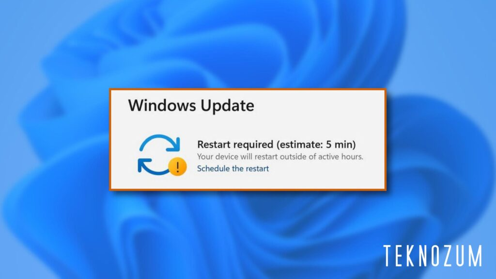 Windows Update Çalışmıyor Sorunu Çözümü
