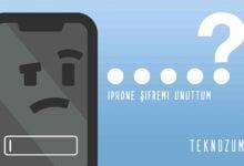 iPhone Şifremi Unuttum (App Store Şifremi Unuttum)