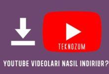 Youtube Videoları Nasıl İndirilir?