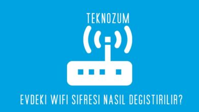 Evdeki Wi-Fi Şifresi Nasıl Değiştirilir?