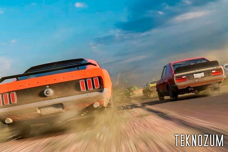Forza Horizon 5 Önerilen Sistem Gereksinimleri