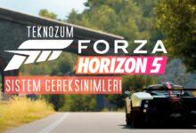 Forza Horizon 5 Sistem Gereksinimleri