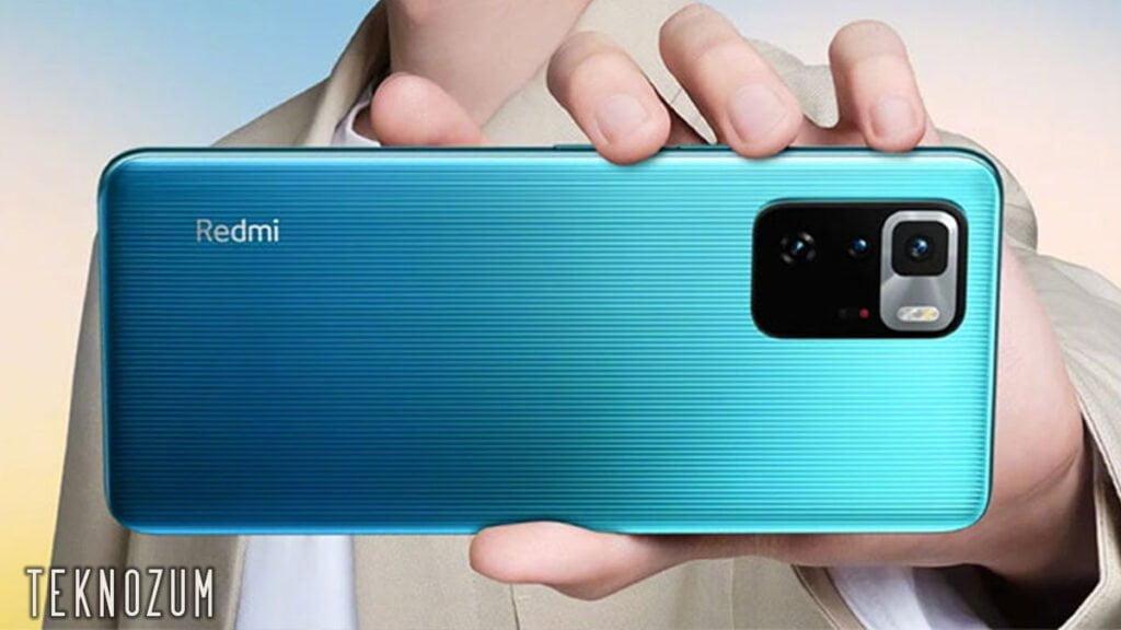 Xiaomi Redmi Note 10S Donanım Özellikleri