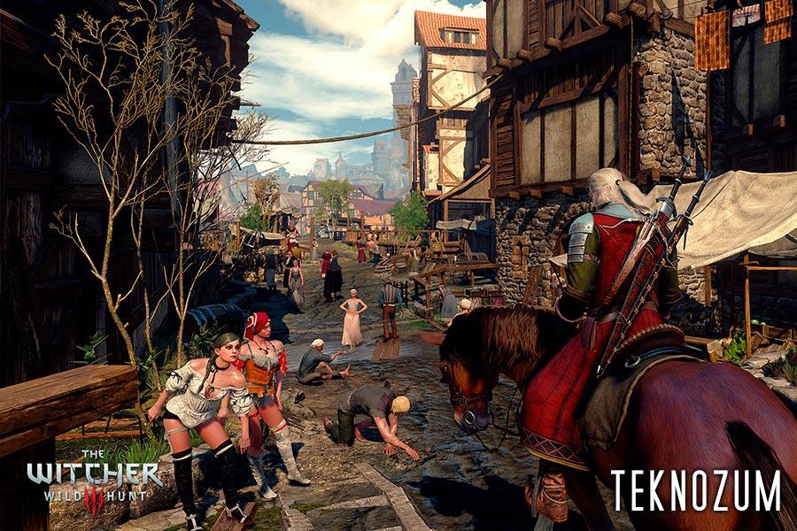 Witcher 3 Wild Hunt Önerilen Sistem Gereksinimleri