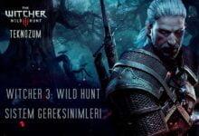 Witcher 3 Wild Hunt Sistem Gereksinimleri