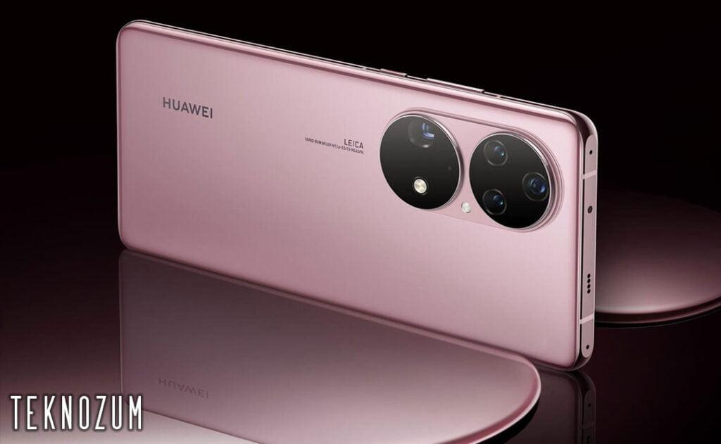 Huawei P50 Batarya Özellikleri
