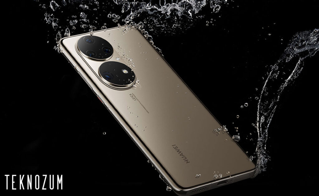 Huawei P50 Teknik Özellikleri – Diğer Özellikler