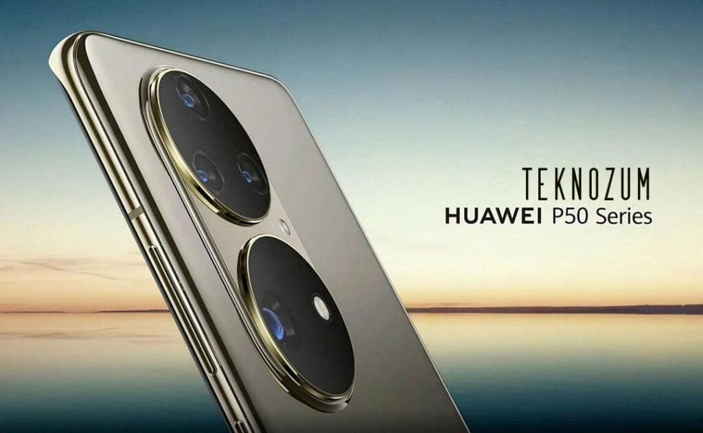 Huawei P50 Teknik Özellikleri