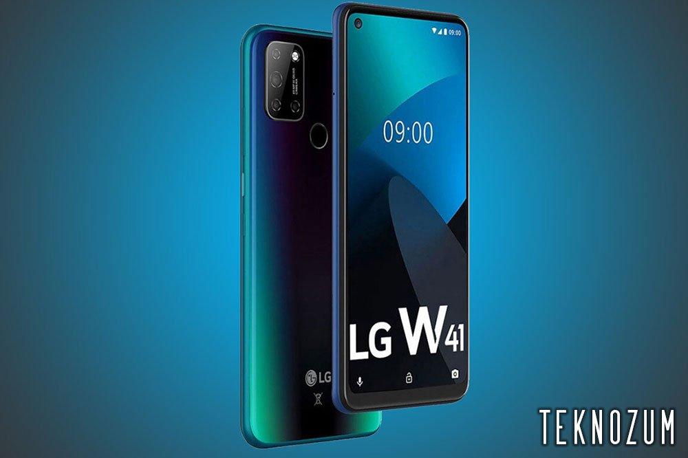 LG W41 Teknik Özellikleri – Diğer Özellikler