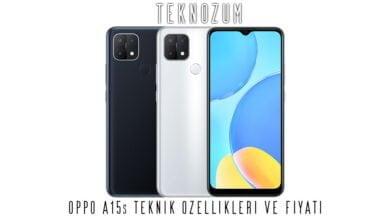 Oppo A15s Teknik Özellikleri ve Fiyatı
