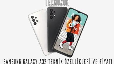 Samsung Galaxy A32 Teknik Özellikleri ve Fiyatı