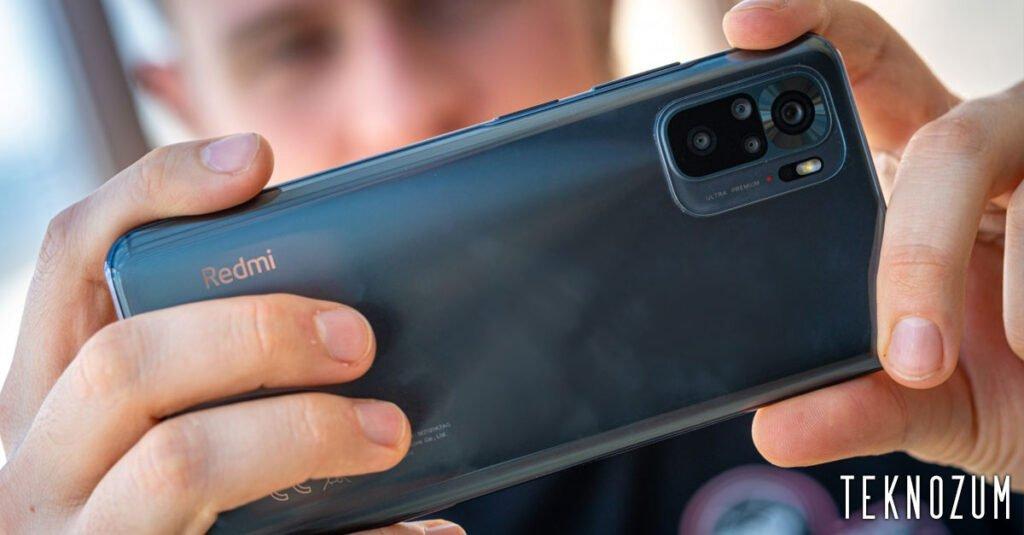 Xiaomi Redmi Note 10 Teknik Özellikleri - Diğer Özellikler